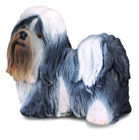 SHIH TZU DOG FIGURE