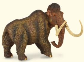 WOOLLY MAMMOTH FIGURE
