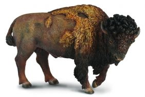 AMERICAN BISON FIGURE