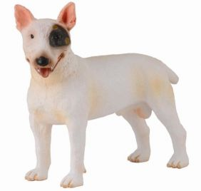 BULL TERRIER MALE FIGURE