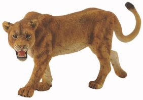 LIONESS FIGURE #88415 BY COLLE