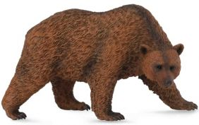 BROWN BEAR FIGURE