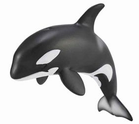 ORCA CALF FIGURE #88618 BY COL
