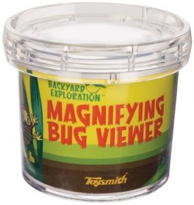 MAGNIFYING BUG VIEWER 3.5X MAGNIFIER