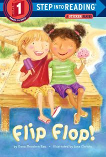 FLIP FLOP!-STEP INTO READING 1