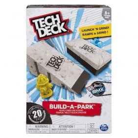 TECH DECK BUILD-A PARK