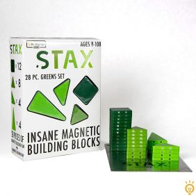 STAX-GREENS SET 28PC #2001 BY