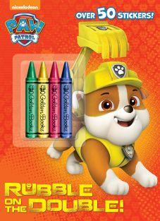 RUBBLE ON THE DOUBLE-PAW PATRO