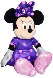 MINNIE MOUSE-SPARKLE PLUSH