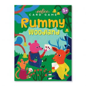 MINI WOODLAND RUMMY #MIPCWR BY