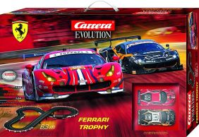 FERRARI TROPHY SET-EVOLUTION #