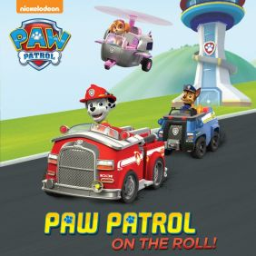 PAW PATROL ON THE ROLL! PAPERB