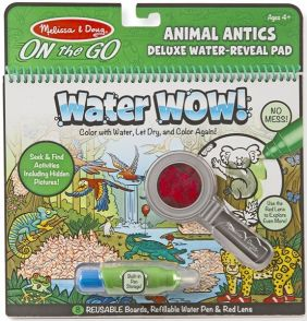 WATER WOW! ANIMAL ANTICS DELUXE