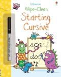 WIPE-CLEAN STARTING CURSIVE BO