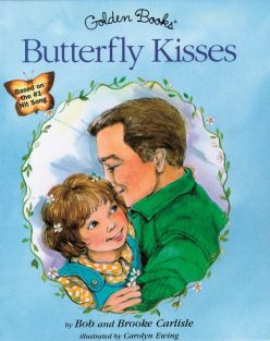 BUTTERFLY KISSES-LITTLE GOLDEN
