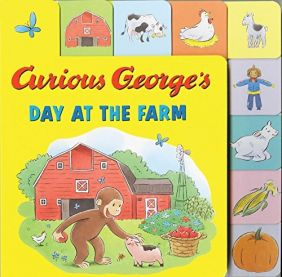 CURIOUS GEORGE'S DAY AT/FARM