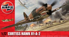 1/72 CURTISS HAWK 81-A-2 AIRCR