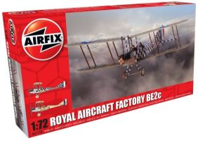 1/72 ROYAL AIRCRAFT FACTORY BE
