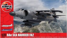 1/72 BAE SEA HARRIER FA2 FIGHT
