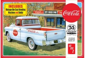 1/25 '55 CHEVY CAMEO PICKUP CO
