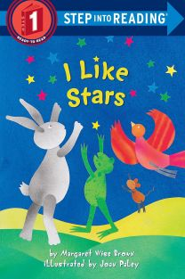 I LIKE STARS-STEP/READING 1
