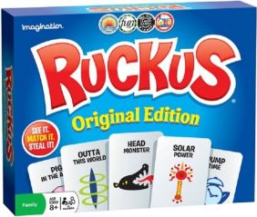RUCKUS ORIGINAL EDITION CARD G