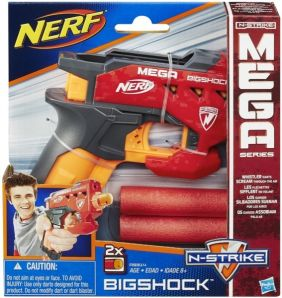 NERF N-STRIKE MEGA BIG SHOCK B