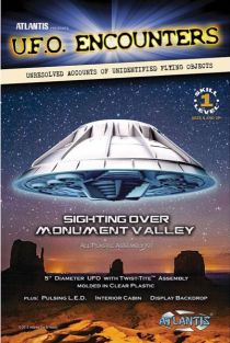 UFO SIGHTING OVER MONUMENT VAL