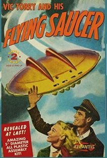 VIC TORRY & HIS FLYING SAUCER