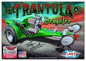 1/32 LIL T'RANTULA DRAGSTER MO