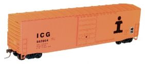 HO ICG 50' SUPERIOR DOOR BOXCA