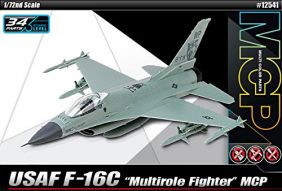 1/72 F-16C MULTI-ROLE USAF FIG