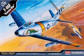 1/72 F-86F KOREAN WAR FIGHTER