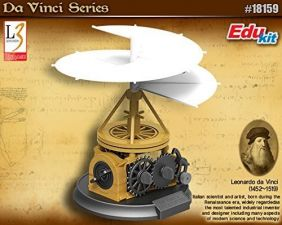 DA VINCI HELICOPTER SNAP KIT