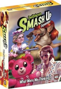 (SALE) SMASH UP: WHAT WERE WE THINKING