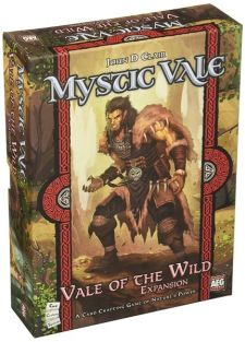 MYSTIC VALE: VALE OF THE WIND