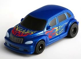 (D)CHRYSLER PT CRUISER BLUE
