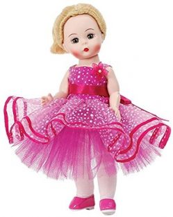 "BIRTHDAY WISHES-BLONDE 8"" DOLL"