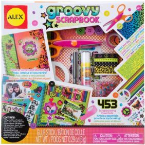 ALEX D.I.Y. GROOVY SCRAPBOOK KIT #106