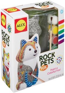 FOX-ROCK PETS CRAFT KIT #56105
