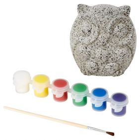 OWL-ROCK PETS CRAFT KIT #56105