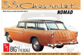 AMT 1/16 '55 CHEVY NOMAD WAGON
