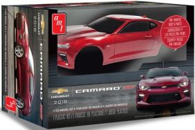(SALE) AMT 1/25 '16 CHEVY CAMARO SS