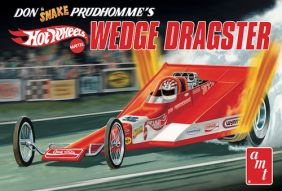 1/25 WEDGE DRAGSTER HOT WHEELS