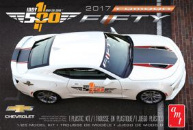 """1/25 2017 CAMARO """"FIFTY"""" PACE"""