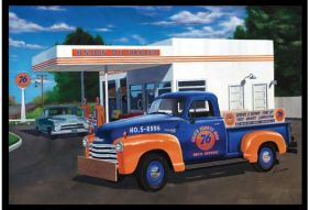 1/25 1950 CHEVY 3100 PICKUP MO