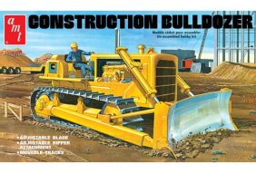 1/25 CONSTRUCTION BULLDOZER MO