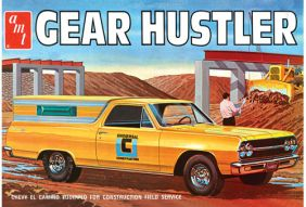 1/25 '65 CHEVY EL CAMINO GEAR