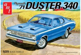 1/25 '71 PLYMOUTH DUSTER 340 M