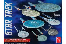 1/2500 STAR TREK ENTERPRISE SN